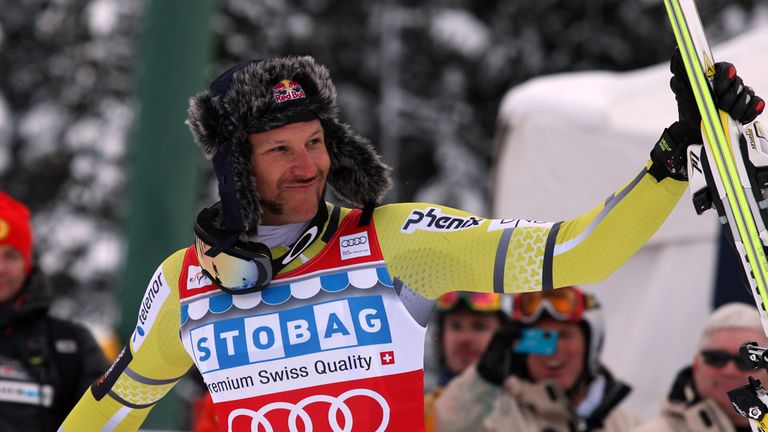 Aksel Lund Svindal: Completed a double success in Lake Louise