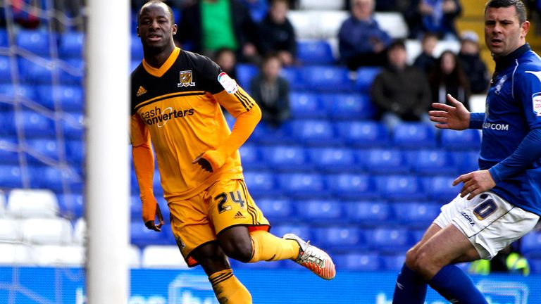 Sone Aluko: Returned to haunt his former club