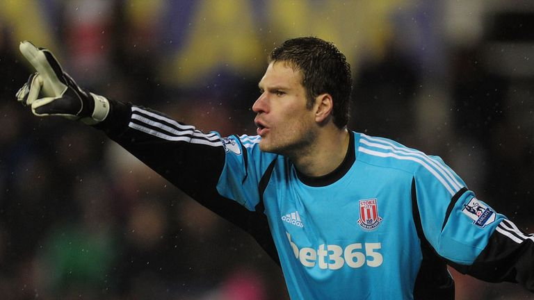 Asmir Begovic: Not distracted by speculation