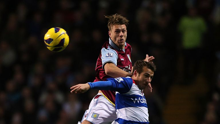 Nathan Baker: Pleased with the progress made by Aston Villa in recent weeks