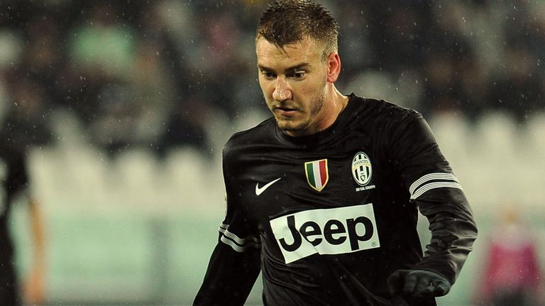 Nicklas Bendtner: Spent last season on loan at Juventus
