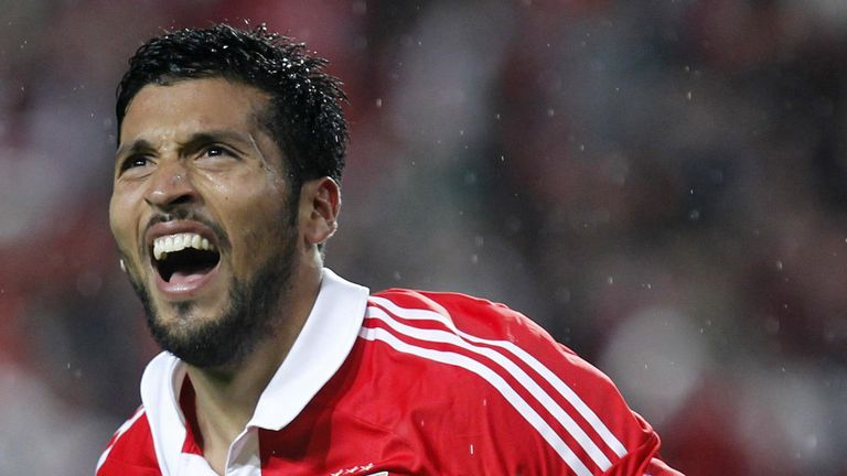 Ezequiel Garay: Linked with Manchester United and Barcelona