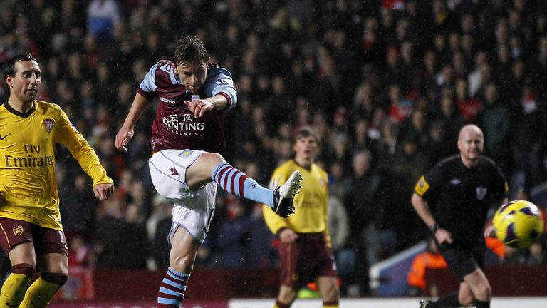 Brett Holman: Confident ahead of Aston Villa's game against Reading on Tuesday night