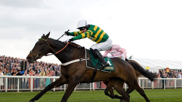 Darlan: Out of Fighting Fifth Hurdle along with Rock On Ruby
