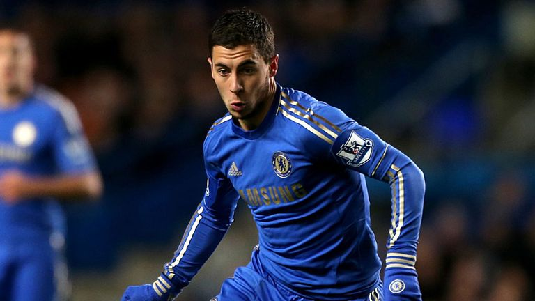 Eden Hazard: Chelsea playmaker was sorry to see Roberto Di Matteo sacked but doesn't regret his move