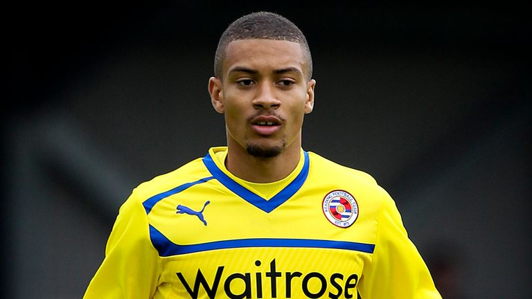 Michael Hector: On-loan from Reading