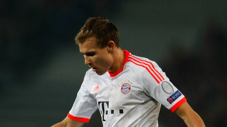 Holger Badstuber: Bayern Munich defender is happy at the Allianz Arena