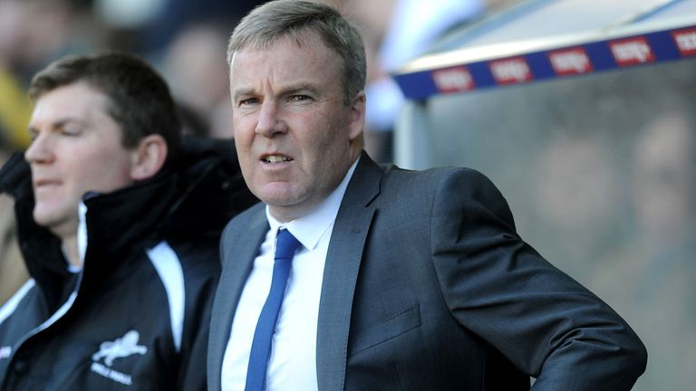 Kenny Jackett: Happy to get something out of the game at Brighton