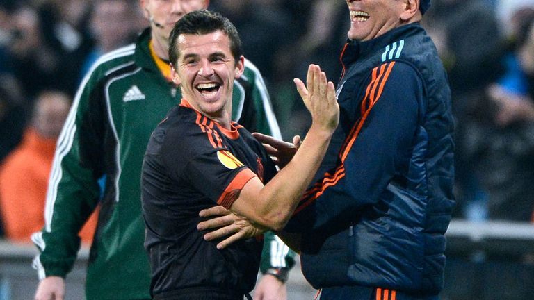Joey Barton: Has eye on the Ligue 1 title with Marseille