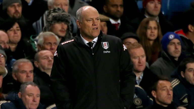 Martin Jol: Looking for an improvement - and quickly