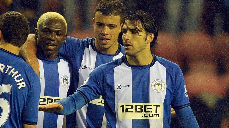 Jordi Gomez: Believes Wigan can enjoy FA Cup and Premier League success