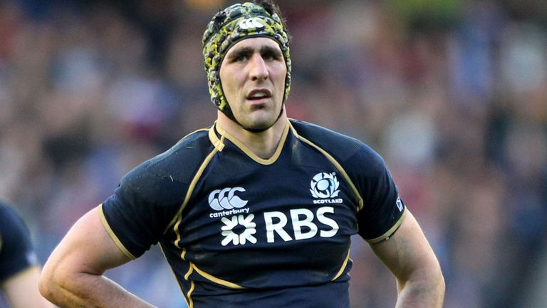 Kelly Brown: Skipper has issued Scotland rallying call