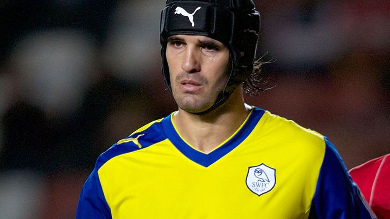 Miguel Llera: Signed up at Hillsborough