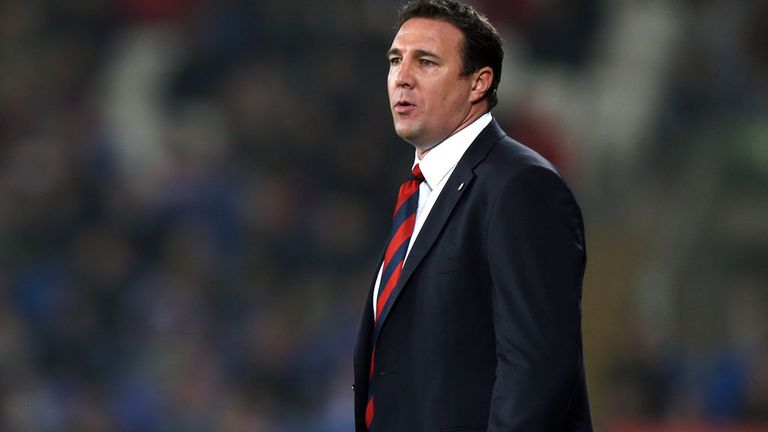 Malky Mackay: Pleased with performances of young players