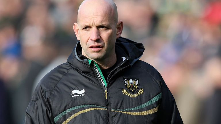 Jim Mallinder: Wants Northampton's fans to come out in force this weekend