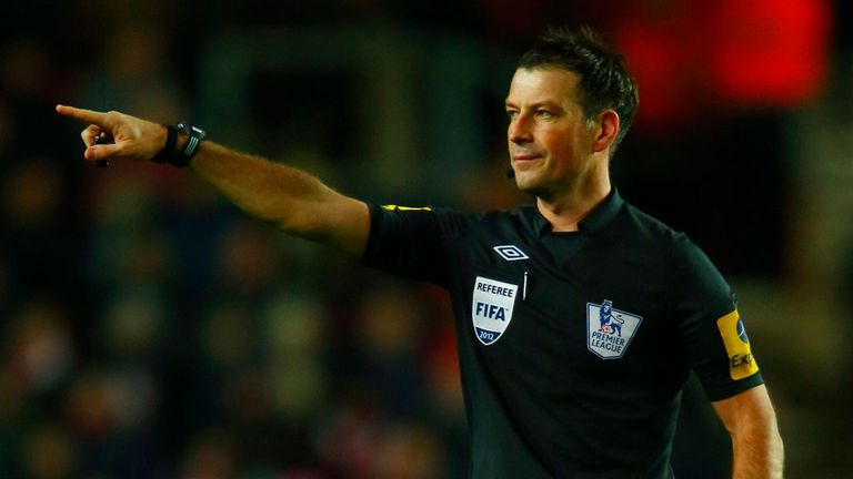 Referee Mark Clattenburg's integrity is being questioned again