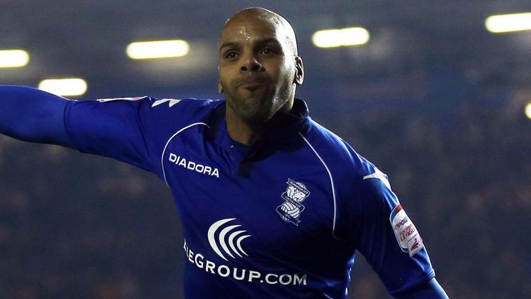 Marlon King: Looks to be leaving Birmingham