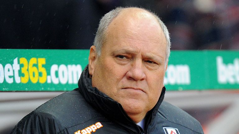 Martin Jol: Confident he will not be forced to part with anyone during January transfer window