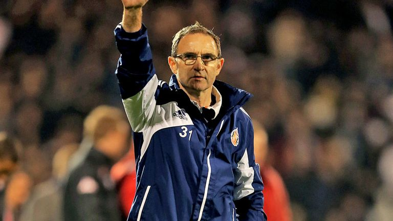 Martin O'Neill: Concerned for Premier League managers