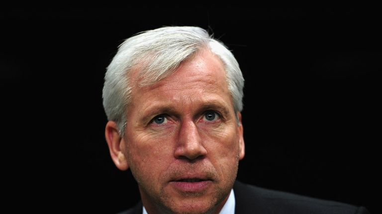 Alan Pardew: Has seen his Newcastle squad hit by injury problems and suspensions
