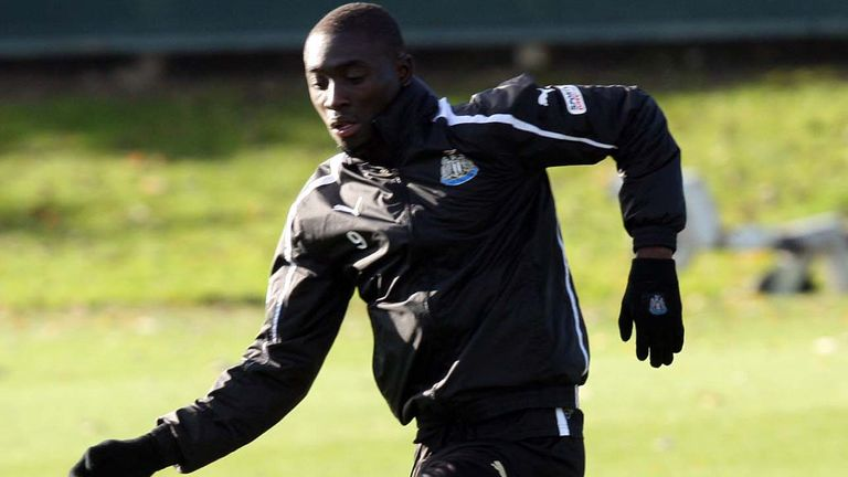 Papiss Cisse: Unable to face Swans