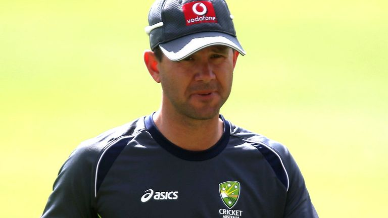 Ricky Ponting wants to sign off at the top of the international tree