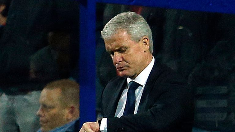 Mark Hughes: Queens Park Rangers manager believes it is not the time to make big changes