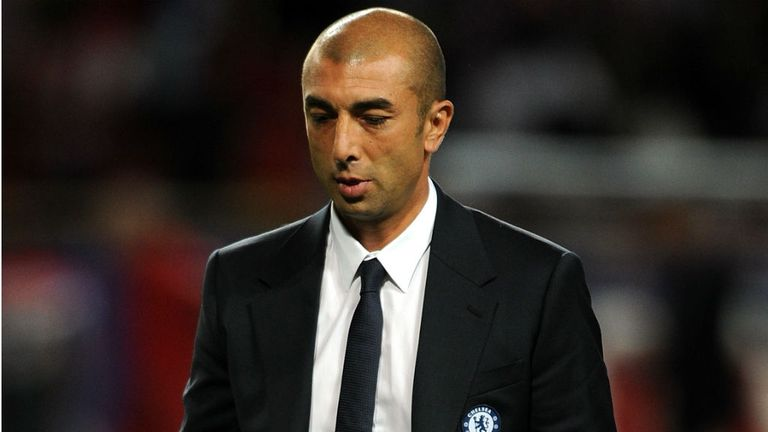 End of the road for Di Matteo