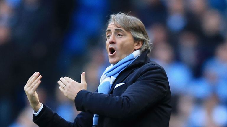 Roberto Mancini: He expects to be given time to deliver a successful season