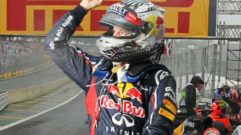 Sebastian Vettel: Reckons others played 'dirty tricks' on his team