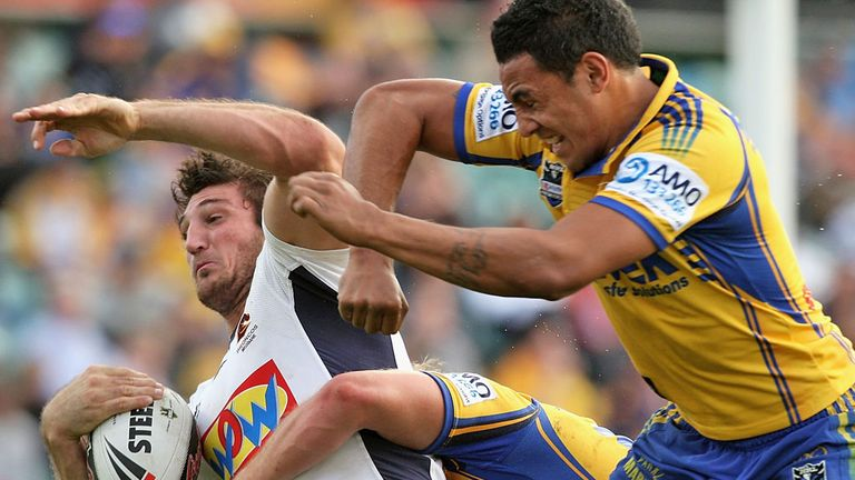Rugby Football League: decide against following the lead set by Australia in banning shoulder charges