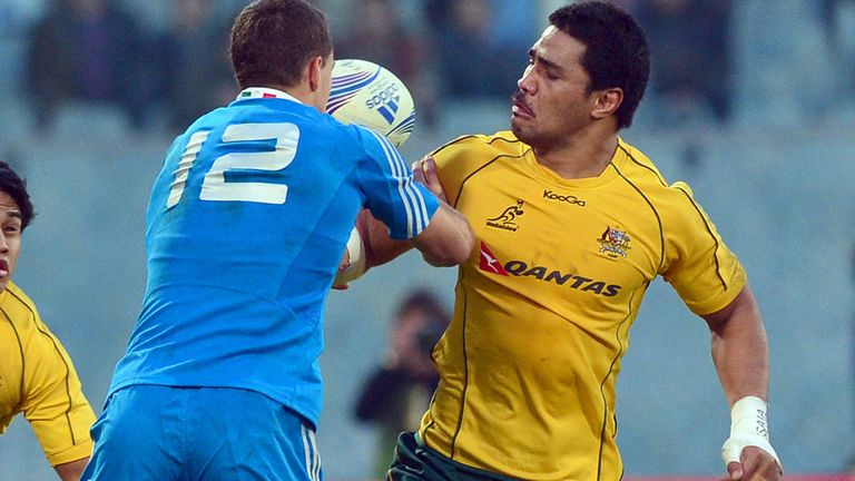 Sitaleki Timani: Cited following Italy Test in Florence