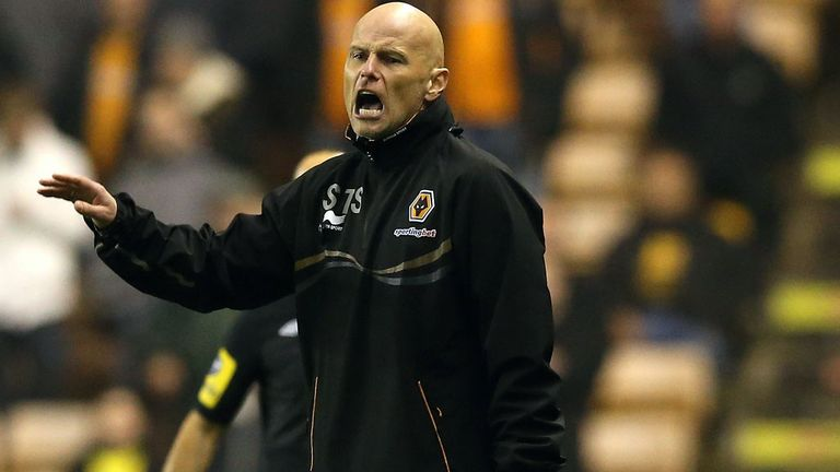 Stale Solbakken: Lots to concern the Wolves boss