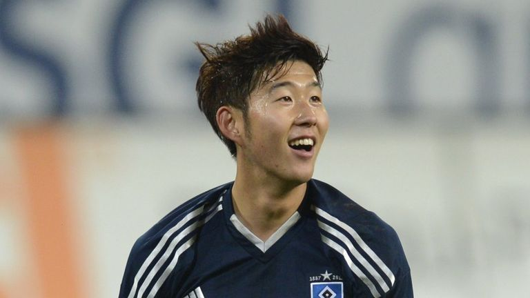 Son Heung-min: In no rush over a new deal at Hamburg
