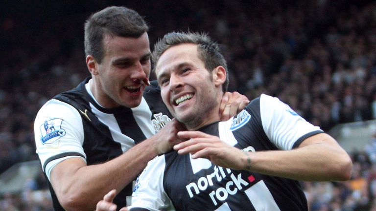 Steven Taylor & Yohan Cabaye: Among those currently sidelined at St James' Park
