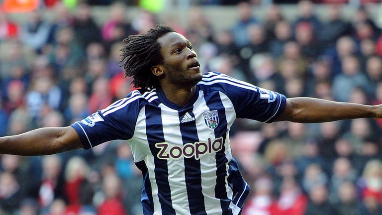 Romelu Lukaku: Enjoying his time at West Brom and hopes to avoid being called back to Chelsea