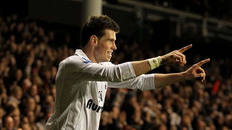 Gareth Bale: Tottenham winger will not be allowed to leave by Andre Villas-Boas