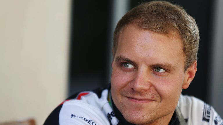 Valtteri Bottas: Ready for debut