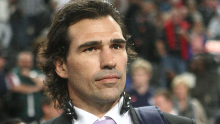 Victor Matfield: The new forwards and attack coach at the Bulls