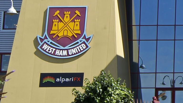 West Ham: Fans' chanting being investigated by FA and police