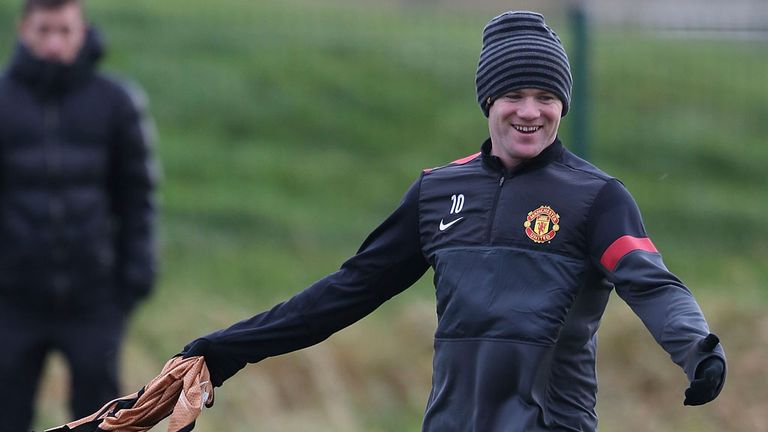 Wayne Rooney: Manchester United striker is not in the squad to face Galatasaray