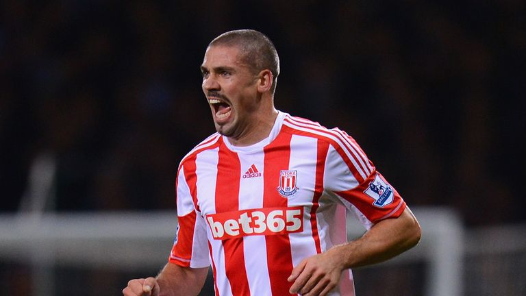 Walters: impressed and scored a double in Stoke's win