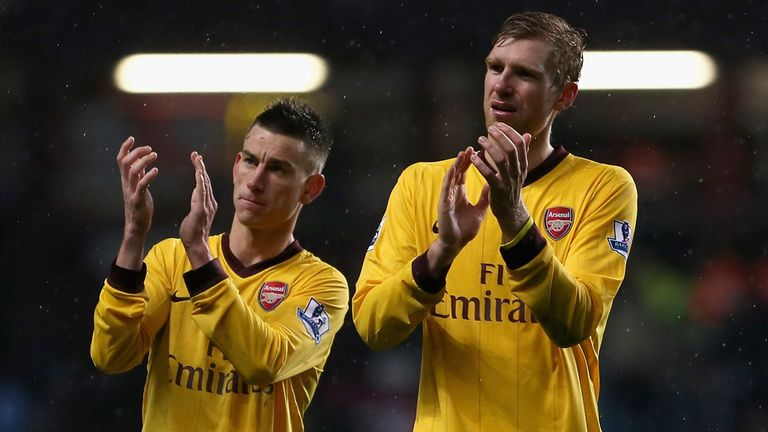 Per Mertesacker: Arsenal defender has called for character from Gunners