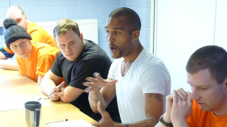 Clarke Carlisle: PFA chairman discussed a range of issues in Manchester