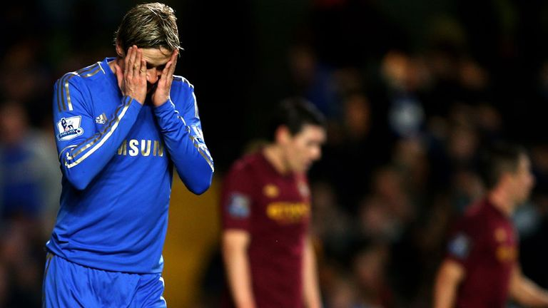 Fernando Torres: His form not a concern for Benitez