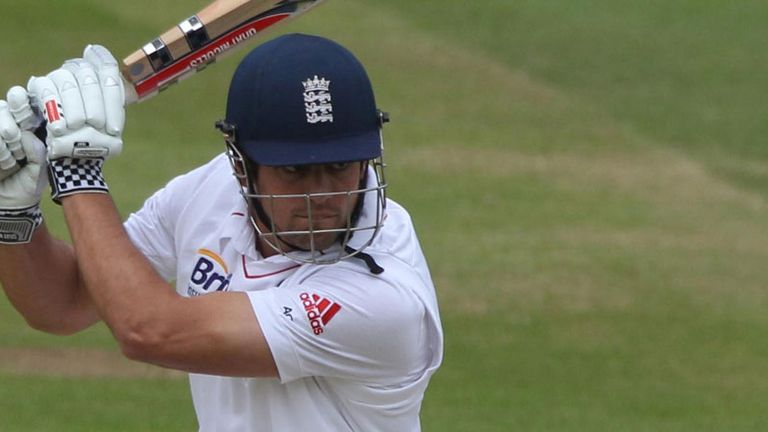 Alastair Cook: Proud of character shown by England players