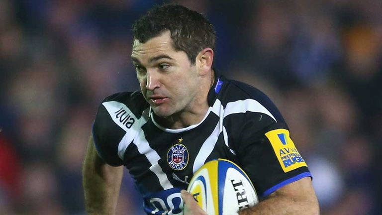 Stephen Donald: Starring role for Bath fly-half