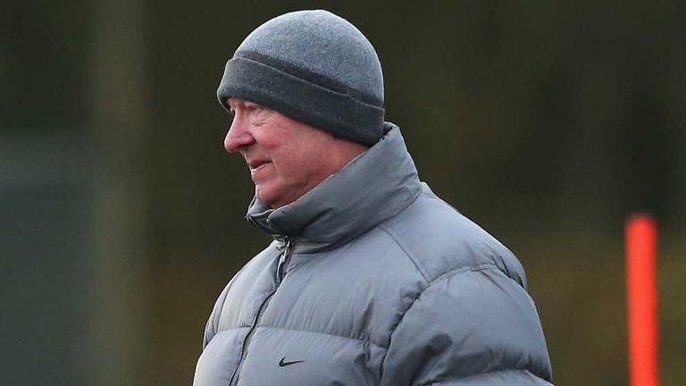 Sir Alex Ferguson: Not relaxing