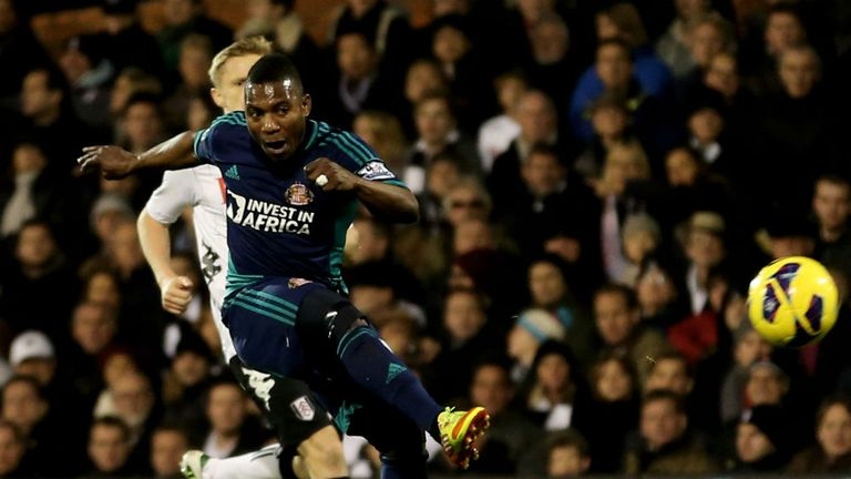 Stephane Sessegnon: A fine but rare strike at Craven Cottage