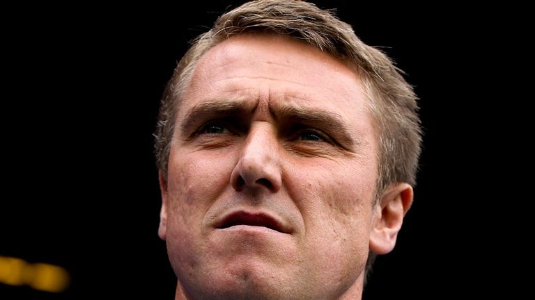 Lee Clark: Was angry that Birmingham failed to capitalise at Wolves